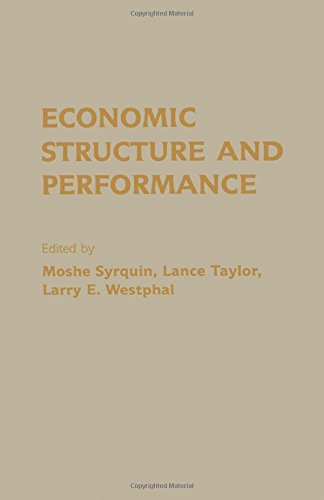 9780126800609: Economic Structure and Performance: Essays in Honor of Hollis B. Chenery