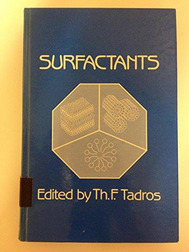 9780126821802: Surfactants