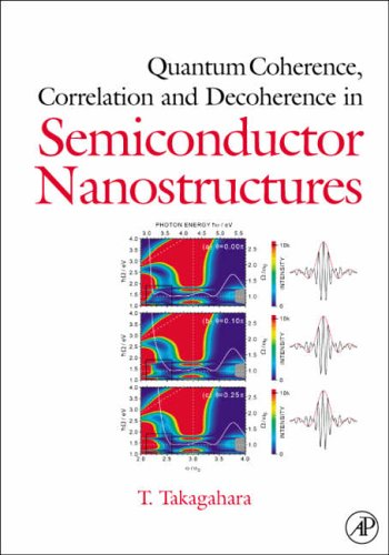 9780126822250: Quantum Coherence Correlation and Decoherence in Semiconductor Nanostructures