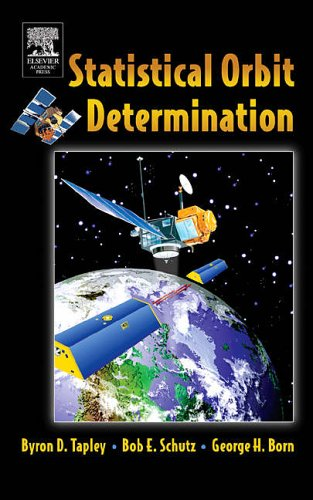 9780126836301: Statistical Orbit Determination