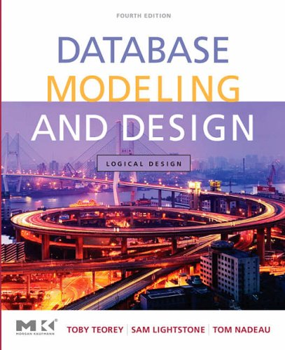 9780126853520: Database Modeling and Design: Logical Design (The Morgan Kaufmann Series in Data Management Systems)