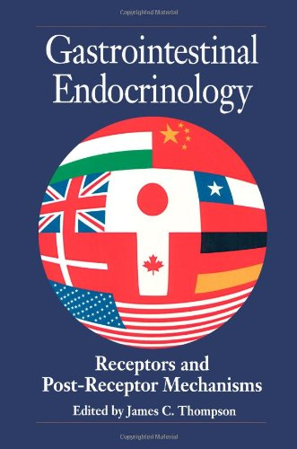 9780126893304: Gastrointestinal Endocrinology: Receptors and Post Receptor Mechanisms