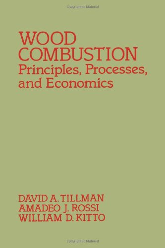 9780126912401: Wood Combustion: Principles, Processes and Economics