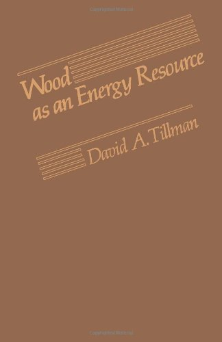 9780126912609: Wood As an Energy Resource
