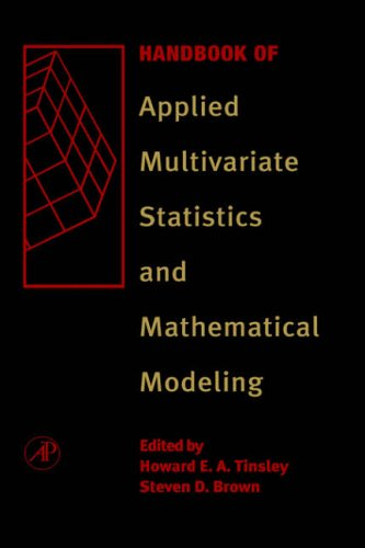 9780126913606: Handbook of Applied Multivariate Statistics and Mathematical Modeling