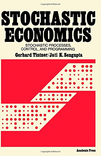 9780126916508: Stochastic Economics with Applications of Stochastic Processes, Control and Programming