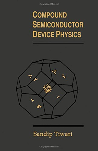 9780126917406: Compound Semiconductor Device Physics