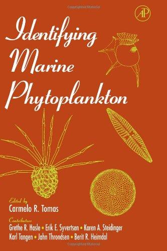 9780126930184: Identifying Marine Phytoplankton