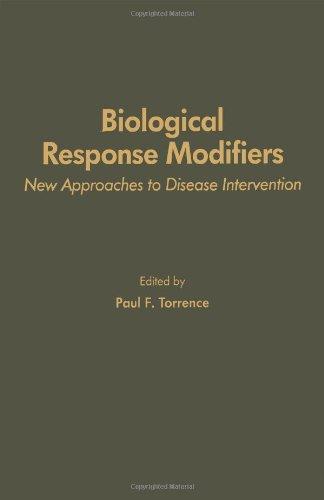 9780126957709: Biological Response Modifiers