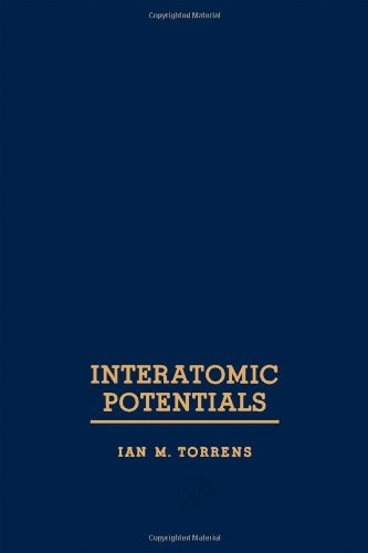 9780126958508: Interatomic Potentials
