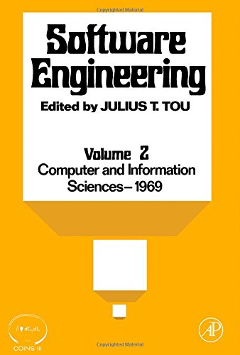 9780126962024: Software Engineering: v. 2 (COINS)