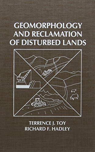 9780126969603: Geomorphology and Reclamation of Disturbed Lands