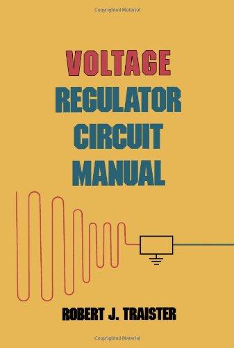 9780126974102: Voltage Regulator Circuit Manual