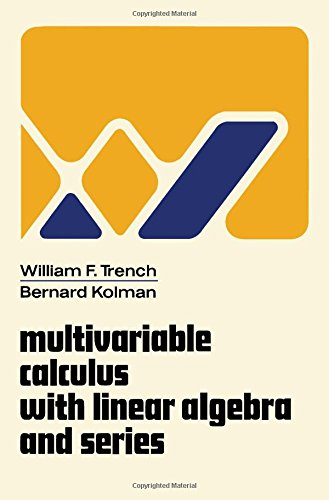 9780126990508: Multivariable Calculus with Linear Algebra and Series