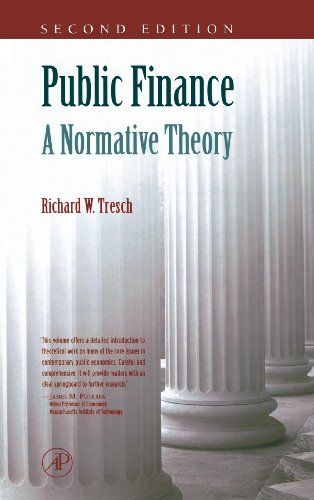 9780126990515: Public Finance, Second Edition: A Normative Theory