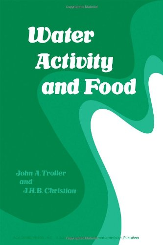 9780127006505: Water Activity and Food (Food science and technology)