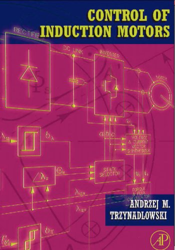 9780127015101: Control of Induction Motors (Academic Press Series in Engineering)