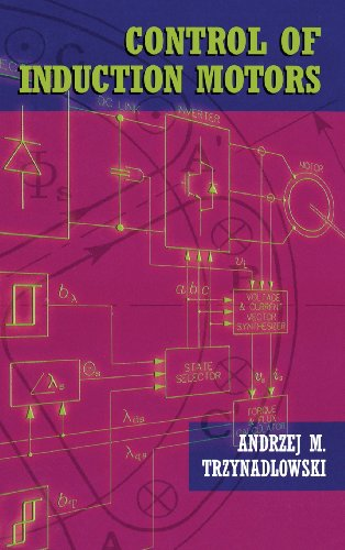 9780127015101: Control of Induction Motors (Engineering)
