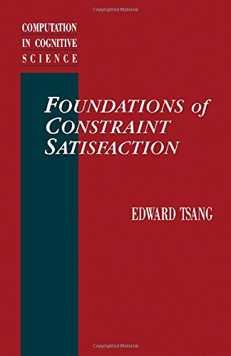 9780127016108: Foundations of Constraint Satisfaction (Computation in Cognitive Science)
