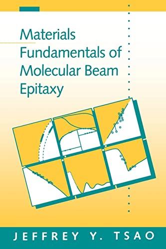 9780127016252: Materials Fundamentals of Molecular Beam Epitaxy