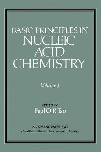 Basic Principles in Nucleic Acid Chemistry: v. 1: J. Eisinger, Paul O. P. Ts'o