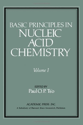 9780127019017: Basic Principles in Nucleic Acid Chemistry: v. 1