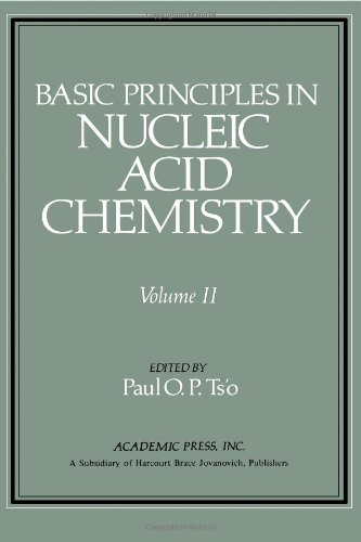 9780127019024: Basic Principles in Nucleic Acid Chemistry: v. 2