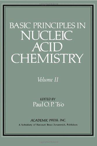 9780127019024: Basic Principles in Nucleic Acid Chemistry: v. 2