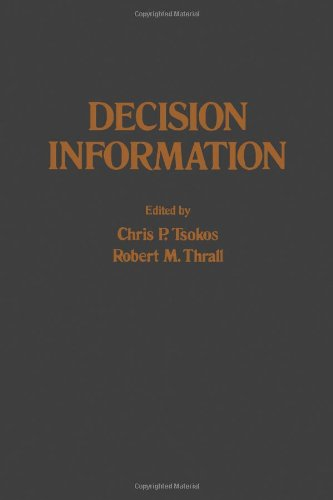 9780127022505: Decision Information