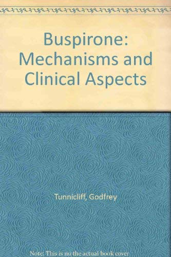 9780127036755: Buspirone: Mechanisms and Clinical Aspects