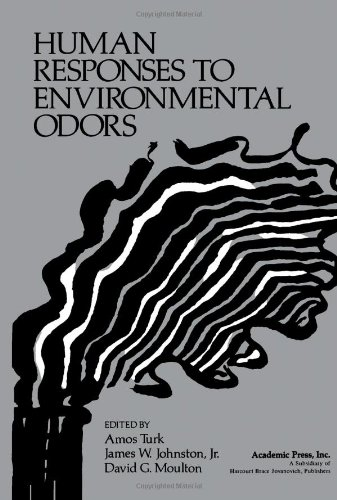 9780127038605: Human Responses to Environmental Odours