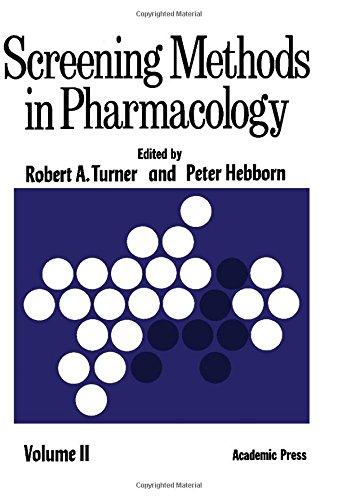 Screening Methods in Pharmacology, Volume II (2): Peter Hebborn