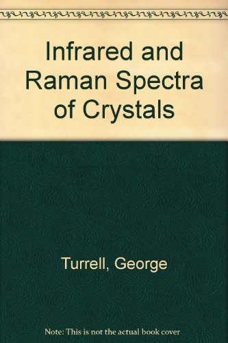 9780127050508: Infrared and Raman Spectra of Crystals