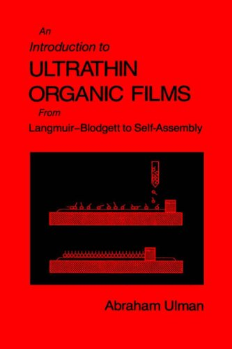 9780127082301: An Introduction to Ultrathin Organic Films: From Langmuir-Blodgett to Self-Assembly