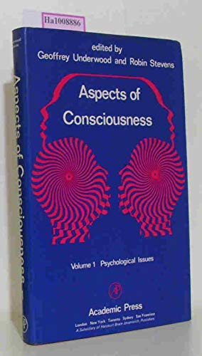 9780127088013: Aspects of Consciousness