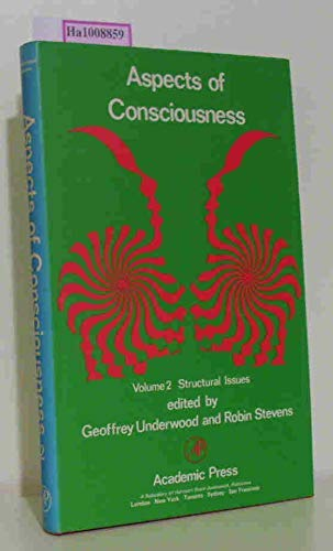 9780127088020: Aspects of Consciousness