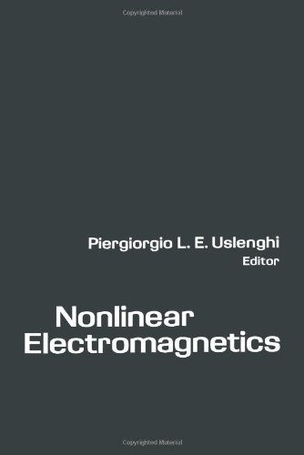 9780127096605: Nonlinear Electromagnetics