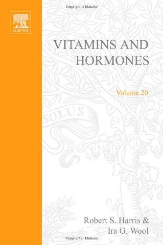9780127098203: VITAMINS AND HORMONES V20, Volume 20