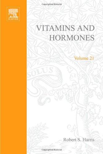 9780127098210: Vitamins and Hormones V21