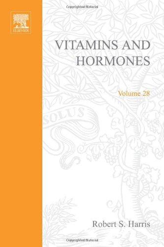 9780127098289: VITAMINS AND HORMONES V28, Volume 28