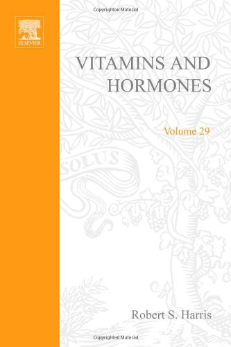Vitamins and Hormones: Advances in Research and Applications; Volume 29: Harris, Robert S.; Munson,...