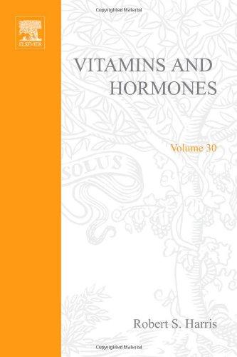 9780127098302: VITAMINS AND HORMONES V30, Volume 30