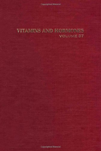 9780127098371: Vitamins and Hormones V37