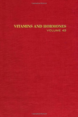 9780127098432: Vitamins and Hormones, Volume 43: Advances in Research and ApplicationsVolume 43