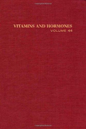 9780127098449: VITAMINS AND HORMONES V44, Volume 44