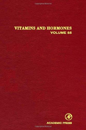 9780127098555: Vitamins and Hormones, Volume 55 (Vitamins & Hormones)