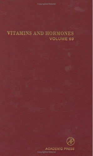9780127098593: Vitamins and Hormones, Volume 59 (Vitamins & Hormones)
