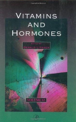 9780127098654: Vitamins and Hormones, Volume 65