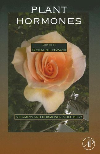 9780127098722: Plant Hormones: Vitamins and Hormones Advances in Research and Applications: 72