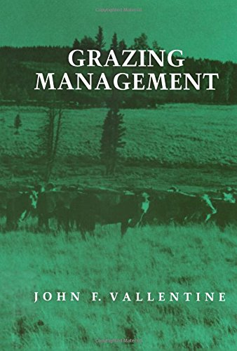 9780127100005: Grazing Management